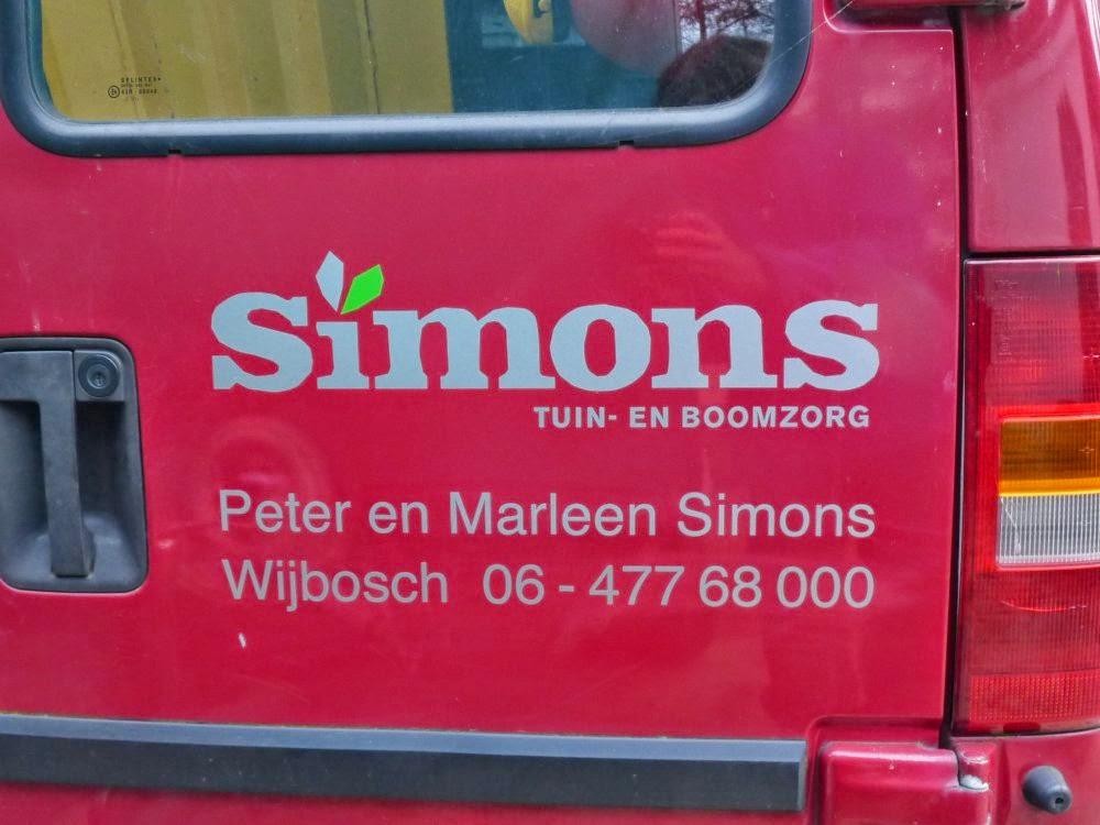 Bus verhuisd