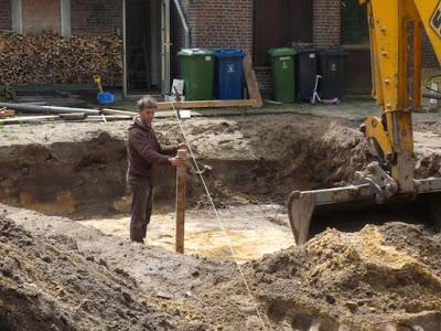 START van de bouw!